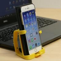 iPhone*plus ホルダー(手帳型・左手用)