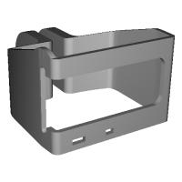 DJI Osmo Pocket用 GoPro mountホルダー