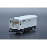 【N】国鉄キワ90形気動貨車(動力装置なし未塗装品)
