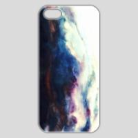 煙にまかれる iPhone5/5S カバー