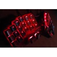 自作3D分割キーボード「Colosseum44」ケース