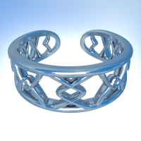 """""""Truce"""" size Free ring(7~10)"""