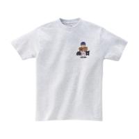 6 pigs Tシャツ XL アッシュ