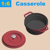 煮込み用鍋 (1/6) - 0060001