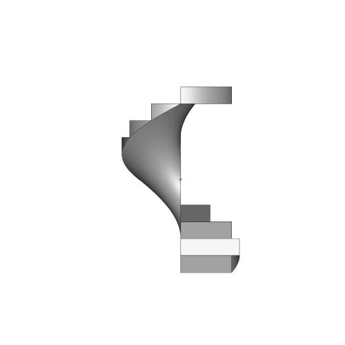 小池螺旋階段1:20.stl