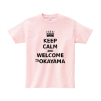 welcome to okayamaシャツ (L)