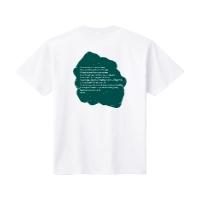 patri nostruシャツ (ホワイト背面・M)