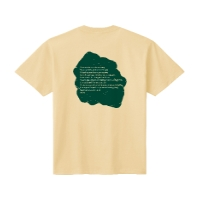 patri nostruシャツ (ナチュラル背面・S)