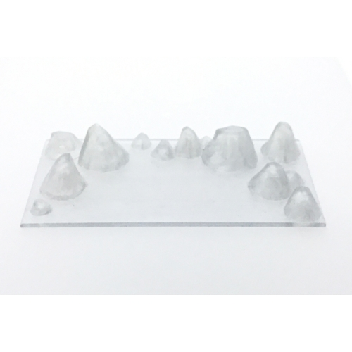 氷山プレート(フラットタイプ)