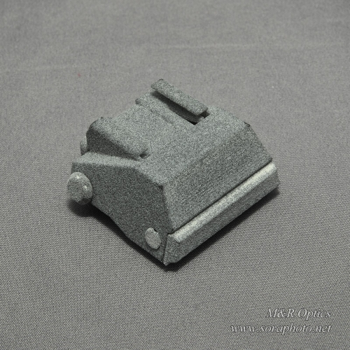 シュー用ドレスアップパーツ (シュー付ペンタダミー汎用) [MRO-DS-PEN-02]