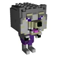 Wolf-Man『Hokekyo-Silver』