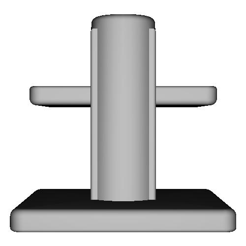 ドリルガイド/径3.5mm用/長30mm+20mm/ver.1.0.3.stl