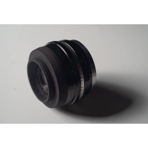 HEXANON 1:2 f=48mm KONISHIROKU Leica-L 変換アダプタ