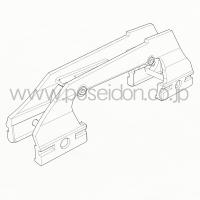 MP7A1カスタム「ギロチン」キャリングハンドル