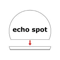 Echo Spot カメラカバー【icicle】