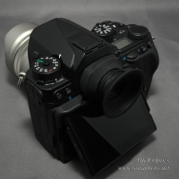 K-1用アイピースアダプター(DK-17M専用) [MRO-AA-K1M-02]