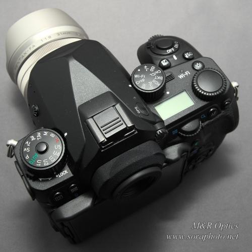 K-1用アイピースアダプター(DK-17/A/F用) [MRO-AA-K1-02]