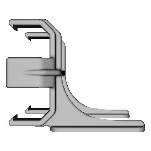EVC6用コラムカバー取り付けステー