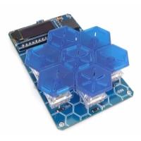 meishi666用HXAプロファイルキーキャップセット