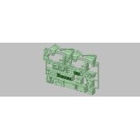 ハイブリッド気動車をそれっぽくする床下機器セット (2両分入)