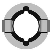 Smile Key Cap v3
