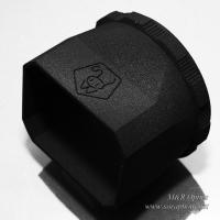 Primo-Miauor-Q 85mm 1:3.2 専用角型フード [MROL-DG-01HS]