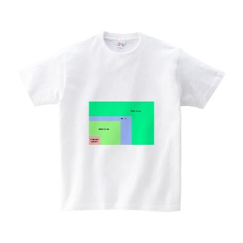 [Lサイズ]Sensor Size T-Shirt Type 3