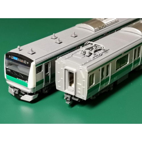 E233系7000番台 交換用屋根 10両分 NY-7001