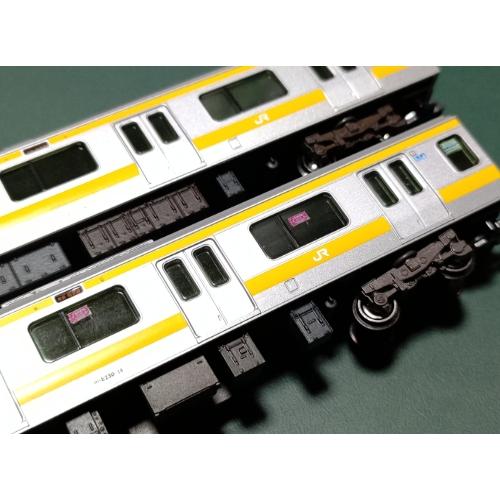 E231-0総武 6M4T機器更新改造セット (K社向け)