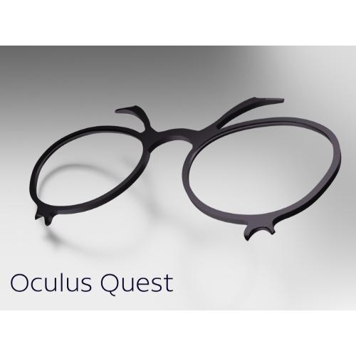 Oculus Quest用メガネフレーム
