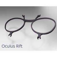Oculus Rift用メガネフレーム