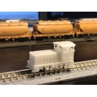 機関車 H25t(丸屋根) グリル付 V1.1