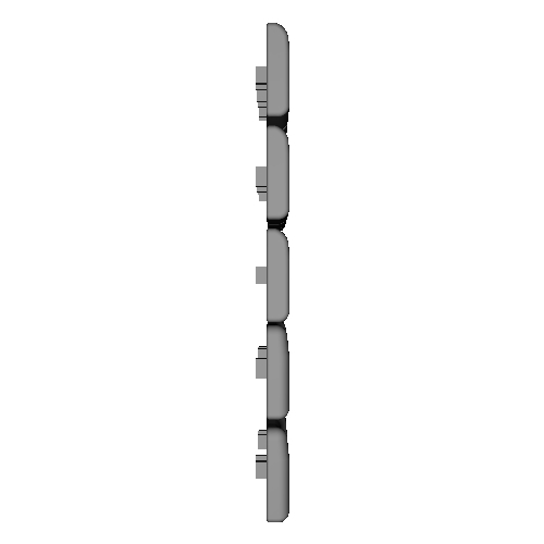 bat43用choc 親指セット beta版