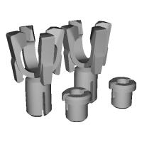 ルマニュピレーター ナイロンパーツ補修部品(強化型)