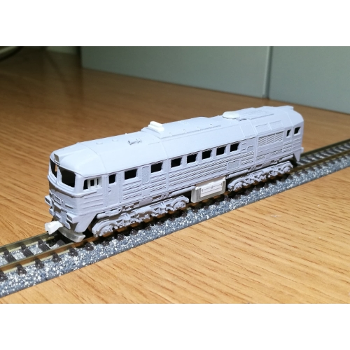 Nゲージ 2M62型ディーゼル機関車