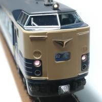 Nゲージ 連結器カバー 寒冷地(583系、485系、115系、701系ほか) TNカプラー置換用