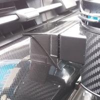 ドリンクホルダーアダプタ(シングルタイプ-5 slim)  デミオ(DJ:ハードパネル)用x2個