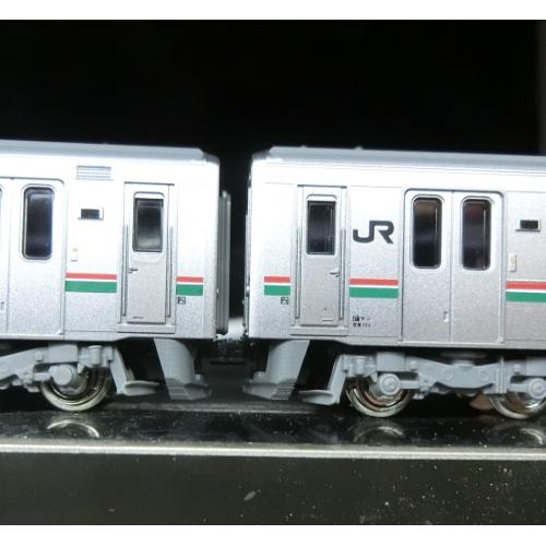 701系用耐雪スカート&TNアダプタセット(4編成分)