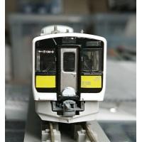 キハE130-500/E131-500/E132-500 八戸線用耐雪スカート 8個セット