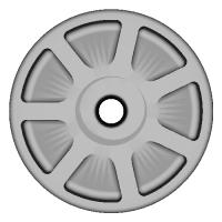 カーボストライカーST10用スプール