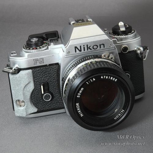 Nikon FG用中型グリップ [MRO-GP-NFG-01]
