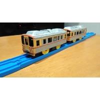 台湾鉄道DR1000 気動車のショーティーモデル鉄道模型 車体キット3両セット