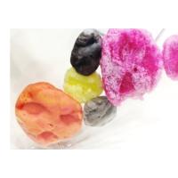 【お菓子、石鹸、ろうそく用】月の人面岩(グレイ)の型