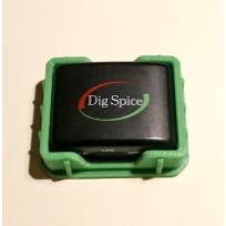 【新形状】DigSpice3 デジスパイス3 GPSロガーホルダー