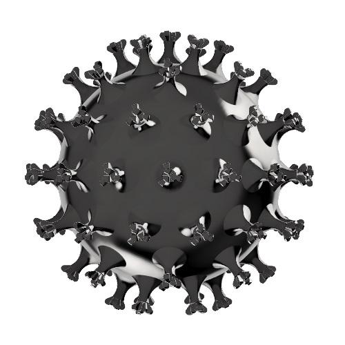 コロナウイルス[Coronavirus](Mサイズ)