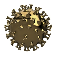 コロナウイルス[Coronavirus](Lサイズ)