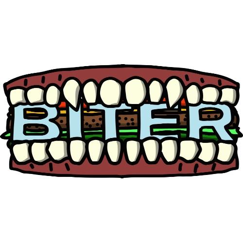 BITER BURGER Mホワイト