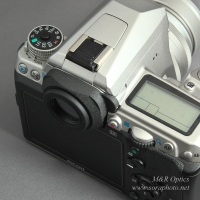 K-3用アイピースアダプター(DK-17/A/F用・カバー付) [MRO-AA-K3C-01]