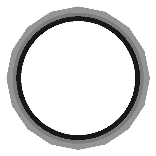 指輪ダイヤモンドカット .stl