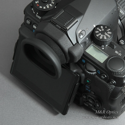 K-1用アイカップアダプター(O-EC107用・カバー付) [MRO-AA-K1OC-01]